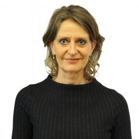 Portretfoto van Emmy Elgersma
