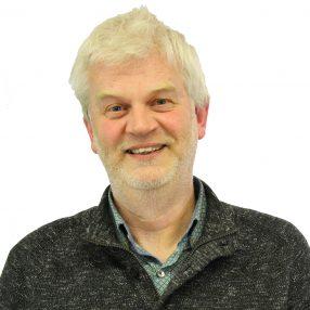 Portretfoto van Jan Willem van Dalen