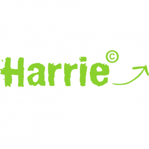 Logo van het project Harrie Helpt