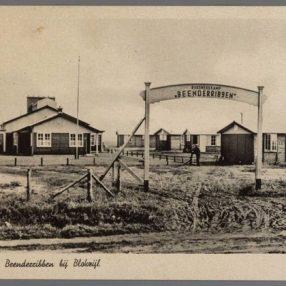 Rijkswerkkamp Beenderribben, waar achtereenvolgens arbeiders, Joden en Molukkers werden gehuisvest in barakken.